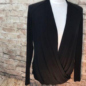 EUC Eileen Fisher silk top